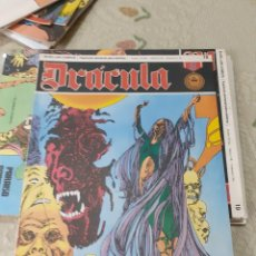 Cómics: DRACULA - Nº 18 DE 72 - HEROES DEL COMIC - ESTEBAN MAROTO - 1972 - BURU LAN COMICS -. Lote 280299638