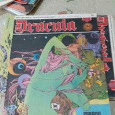 Cómics: DRACULA - Nº 19 DE 72 - HEROES DEL COMIC - ESTEBAN MAROTO - 1972 - BURU LAN COMICS -. Lote 280299978