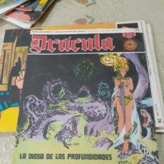 Cómics: DRACULA - Nº 20 DE 72 - HEROES DEL COMIC - ESTEBAN MAROTO - 1972 - BURU LAN COMICS -. Lote 280304953