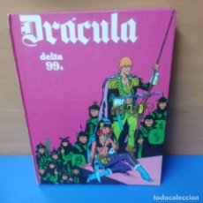 Cómics: DRACULA - TOMO 4 - COLECCION DELTA 99 - BURU LAN. Lote 281793023