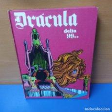 Cómics: DRACULA - TOMO 5 - COLECCION DELTA 99 - BURU LAN. Lote 281793288