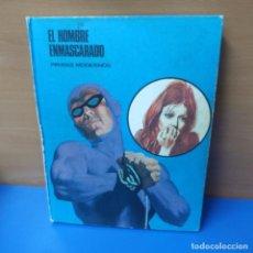 Comics: EL HOMBRE ENMASCARADO - NUMERO 7 - PIRATAS MODERNOS - HEROES DEL COMIC - BURU LAN. Lote 281794413