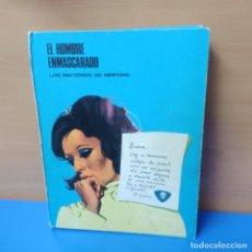 Cómics: EL HOMBRE ENMASCARADO - NUMERO 4 - LOS MISTERIOS DE NIMPORE - HEROES DEL COMIC - BURU LAN. Lote 281794798