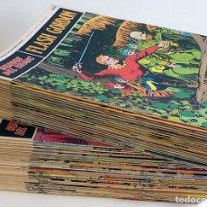 Cómics: LOTE DE 68 FASCICULOS FLASH GORDON: DEL 01 AL 020 + DEL 1 AL 48 - BURU LAN - 1972 - MUY BUEN ESTADO. Lote 283060248