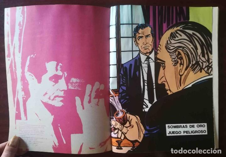 Cómics: James Bond: El octopodo asesino + Rostro de acero + Sombras de oro + Juego peligroso - Foto 2 - 283855608