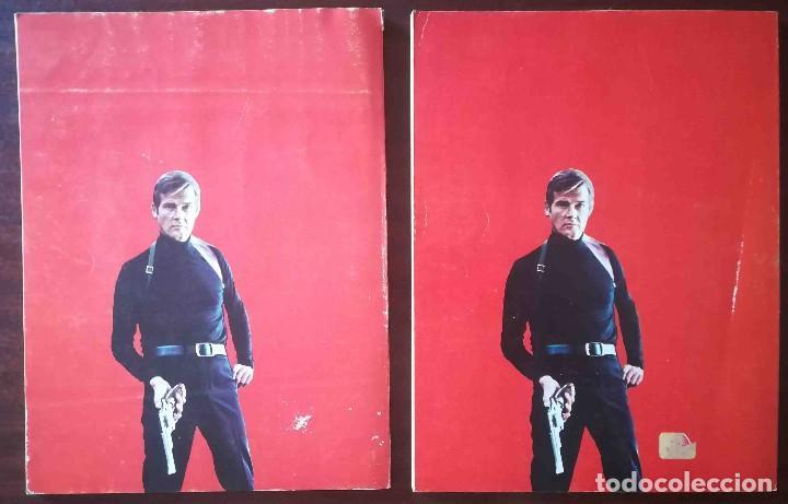 Cómics: James Bond: El octopodo asesino + Rostro de acero + Sombras de oro + Juego peligroso - Foto 8 - 283855608