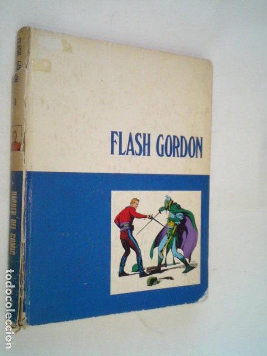 FLASH GORDON - TOMO 3 - BURU LAN - COMPLETO - NORMAL ESTADO - GORBAUD (Tebeos y Comics - Buru-Lan - Drácula)