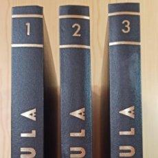 Cómics: 3 TOMOS DRACULA- NUMEROS 1,2 Y 3 - BURU-LAN. Lote 283934718