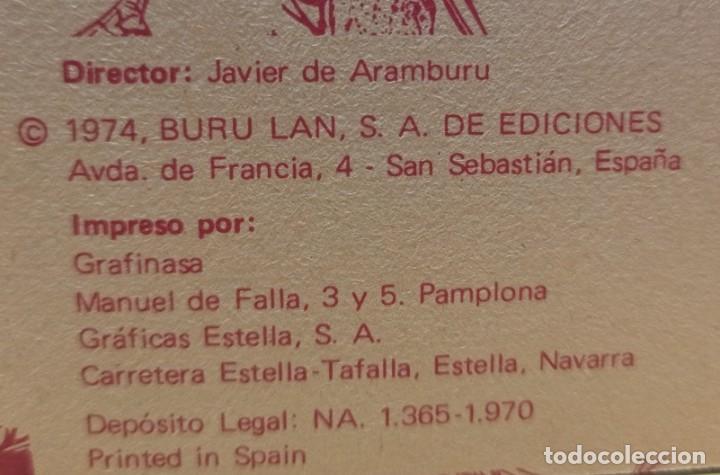 Cómics: DRACULA BURULAN - ESTEBAN MAROTO - TRES TOMOS COLECCIÓN COMPLETA - Foto 4 - 283935538