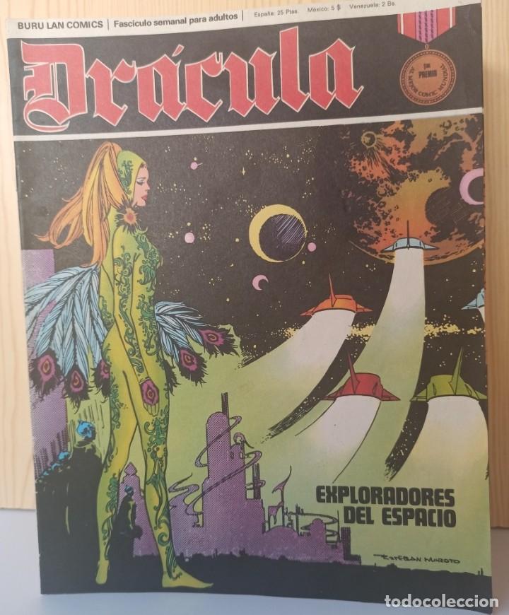 Cómics: DRÁCULA 38 NUMEROS - EDICIONES BURU-LAN - Foto 2 - 283972338