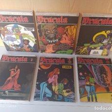 Cómics: DRÁCULA 53 NUMEROS - EDICIONES BURU-LAN. Lote 283986413
