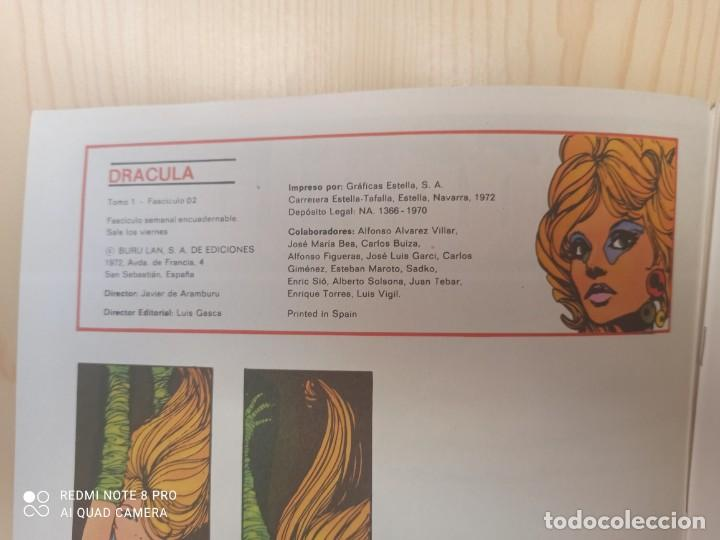 Cómics: DRÁCULA 53 NUMEROS - EDICIONES BURU-LAN - Foto 4 - 283986413