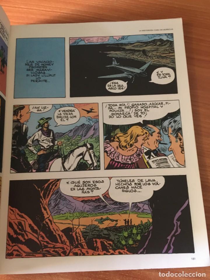 Cómics: RIP KIRBY. LA MISTERIOSA CASA DE MUÑECAS. BURULAN (1974) - Foto 3 - 284233428