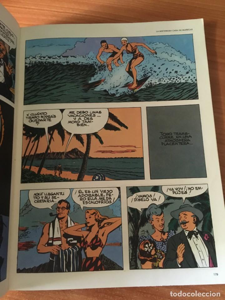 Cómics: RIP KIRBY. LA MISTERIOSA CASA DE MUÑECAS. BURULAN (1974) - Foto 4 - 284233428