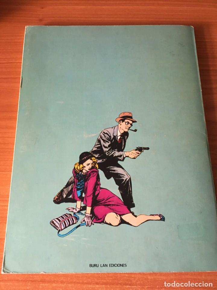 Cómics: RIP KIRBY. LA MISTERIOSA CASA DE MUÑECAS. BURULAN (1974) - Foto 6 - 284233428