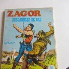 Cómics: ZAGOR Nº 10 BUSCADORES DE ORO 1971 BURU LAN EDICIONES ARX138. Lote 284266023