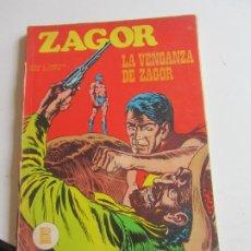 Cómics: ZAGOR Nº 11 LA VENGANZA DE ZAGOR 1971 BURU LAN EDICIONES ARX138. Lote 284267313