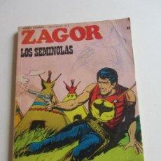 Cómics: ZAGOR Nº 53 LOS SEMINOLAS 1971 BURU LAN EDICIONES ARX138. Lote 284269468