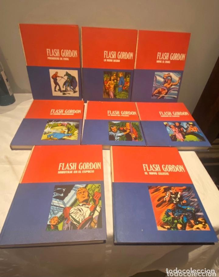 FLASH GORDON DE BURU-LAN.FALTAN 3 NÚMEROS PARA COMPLETAR LA COLECCIÓN DE 11 NÚMEROS.VER FOTOS (Tebeos y Comics - Buru-Lan - Flash Gordon)