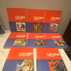 Comics: FLASH GORDON DE BURU-LAN.FALTAN 3 NÚMEROS PARA COMPLETAR LA COLECCIÓN DE 11 NÚMEROS.VER FOTOS. Lote 284722848