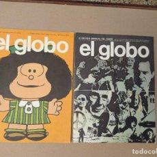 Cómics: EL GLOBO COLECCIÓN COMPLETA 21 NÚMEROS DE LA EDITORIAL BURU-LAN, BUEN ESTADO. Lote 285145643