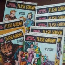 Cómics: JMFC - 36 PORTADAS DE LOS COMICS DE FLASH GORDON - BURU LAN COMICS- 1971. Lote 285396053