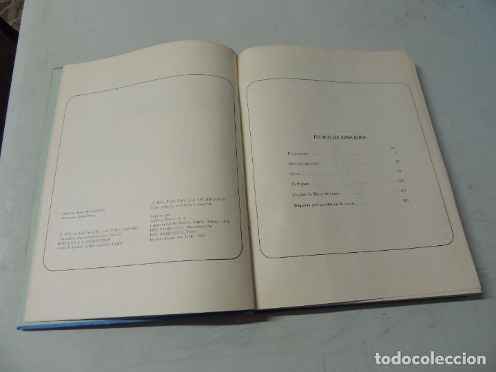 Cómics: HALCONES DE ACERO. 2 TOMOS COMPLETA - BURU LAN 1974 .-JOHN DIXON - Foto 3 - 286167478