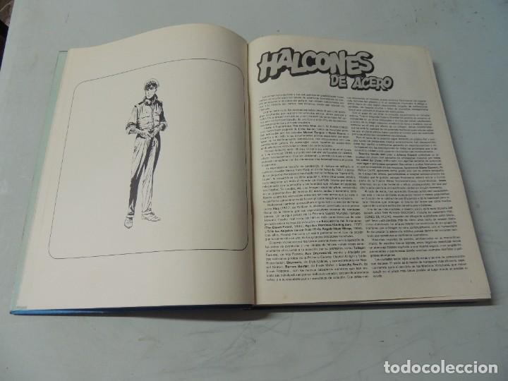 Cómics: HALCONES DE ACERO. 2 TOMOS COMPLETA - BURU LAN 1974 .-JOHN DIXON - Foto 4 - 286167478