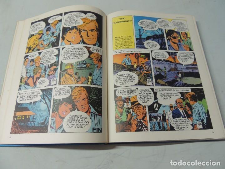 Cómics: HALCONES DE ACERO. 2 TOMOS COMPLETA - BURU LAN 1974 .-JOHN DIXON - Foto 7 - 286167478