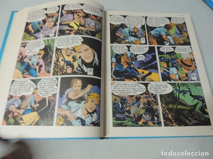 Cómics: HALCONES DE ACERO. 2 TOMOS COMPLETA - BURU LAN 1974 .-JOHN DIXON - Foto 12 - 286167478