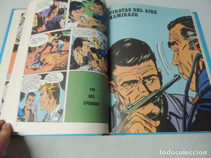 Cómics: HALCONES DE ACERO. 2 TOMOS COMPLETA - BURU LAN 1974 .-JOHN DIXON - Foto 15 - 286167478