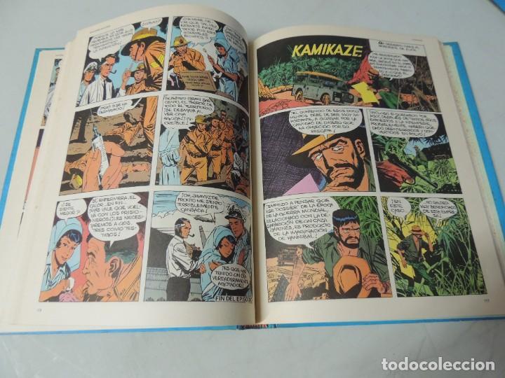 Cómics: HALCONES DE ACERO. 2 TOMOS COMPLETA - BURU LAN 1974 .-JOHN DIXON - Foto 17 - 286167478