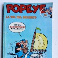 Cómics: POPEYE Nº 25, BURU LAN EDICIONES 1972. Lote 286955308