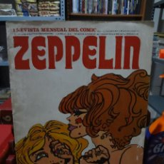 Cómics: ZEPPELIN REVISTA MENSUAL DEL COMIC Nº 1. Lote 287381108