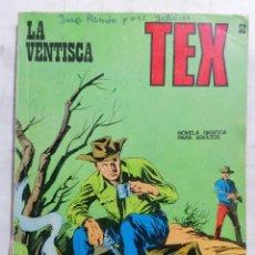 Cómics: TEX, Nº 52, LA VENTISCA. Lote 287425083