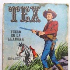 Cómics: TEX, Nº 17, FUEGO EN LA LLANURA. Lote 287425528