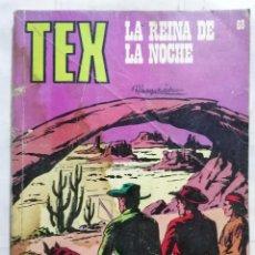 Cómics: TEX, Nº 68, LA REINA DE LA NOCHE. Lote 287425933
