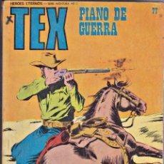 Cómics: TEX Nº 77. Lote 288114198