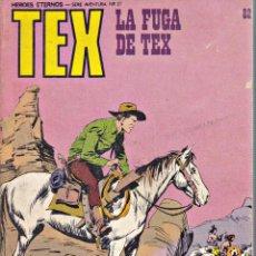 Cómics: TEX Nº 82. Lote 288114403