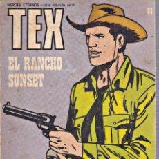 Cómics: TEX Nº 88. Lote 288114448