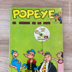 Cómics: POPEYE Nº 2. EL MARINO DE LA PIPA. BURU LAN 1970. Lote 288348138