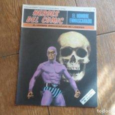 Cómics: EL HOMBRE ENMASCARADO Nº 1 DE BURU LAN BURULAN. Lote 288363958