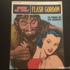 Cómics: COMIC BURU LAN COMICS FLASH GORDON NÚMERO 3 EL PODER DE LOS GIGANTES. Lote 288364258