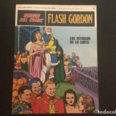 Cómics: COMIC BURU LAN COMICS FLASH GORDON NÚMERO 4 LAS INTRIGAS DE LA CORTE. Lote 288364373