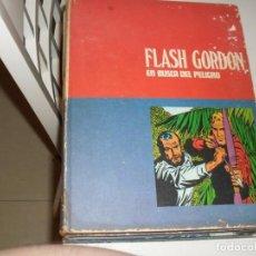 Cómics: FLASH GORDON 6(DE 11:EN BUSCA DEL PELIGRO.BURU LAN EDICIONES,AÑO 1971.. Lote 288602828