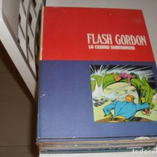 Cómics: FLASH GORDON 4(DE 11:LA CIUDAD SUBMARINA.BURU LAN EDICIONES,AÑO 1971.. Lote 288602948
