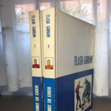 Cómics: FLASH GORDON HÉROES DEL COMIC 2 PRIMEROS TOMOS 1971. Lote 288610508