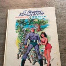 Cómics: EL HOMBRE ENMASCARADO Nº 3 , EL HÉROE DEL OLAN , TAPA DURA , EDITORIAL BURULAN. Lote 288640438