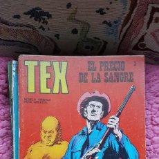 Cómics: TEX NUM. 3 DE BURU LAN. Lote 288740138