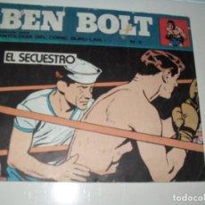 Cómics: BEN BOLT 11.EDICIONES BURU LAN,AÑO 1973.. Lote 289333173